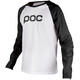 POC Raglan Longsleeve Shirt Men white/black